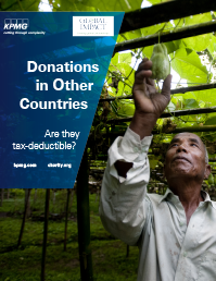donations other countries